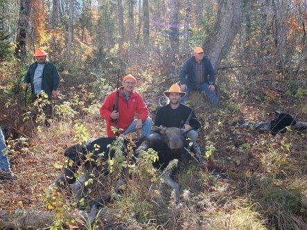 October Moose Hunt 2010